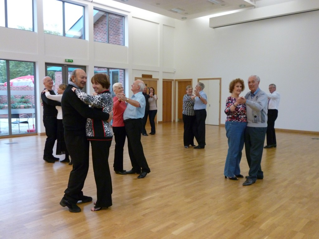 image of people dancing